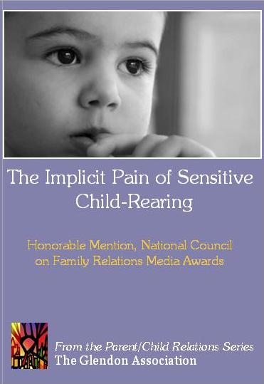 Implicit Pain of Sensitive Child Rearing