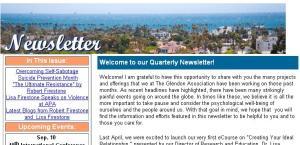 newsletter summer 2014